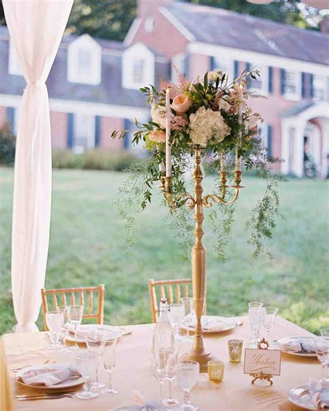 84 Candle Centerpieces That Will Light Up Your Reception