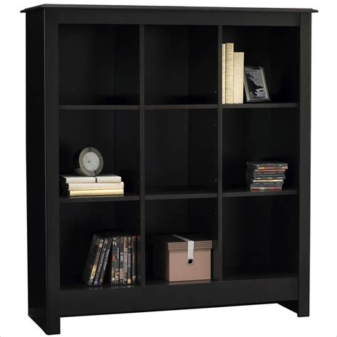 Ameriwood Storage Cabinet Black Forest by Ameriwooddustries 9 Cube Wood Storage Cubby Blackest