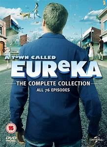 Horror Chart A Town Called Eureka Seasons 1 5 Dvd Zavvi