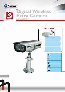 Swann Security Camera Adw X User Guide