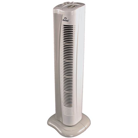 oscillating air purifier fan air circulation 28 quot oscillating windcolumn fan by