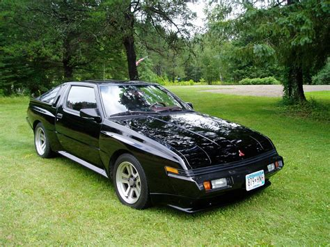 2 6l Mitsubishi Engine by 1986 Mitsubishi Starion Conquest Coupe 2 Door 2 6l