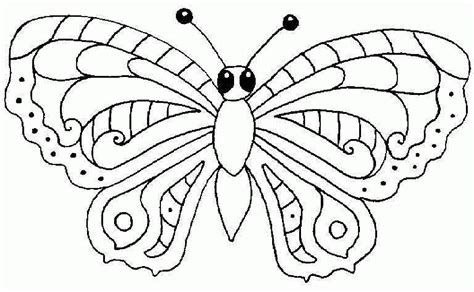 Coloring Images Of Butterflies by Butterflies Coloring Pages Getcoloringpages