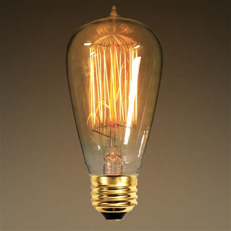 edison light bulb 40 watt antique tint edison bulb vintage light bulb