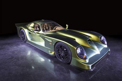Restored Panoz Esperante GTR-1 Revealed in Dubai - Exotic ...