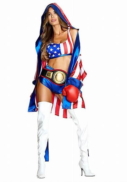 Boxer Costume Em Champ Costumes Womens Halloweencostumes