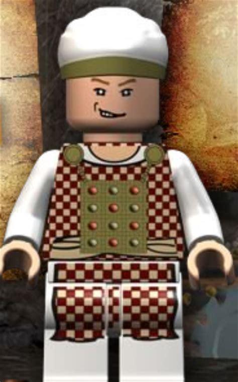 lego indiana jones  characters list