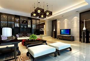 Tips of Living Room Lighting Ideas - Interior Design