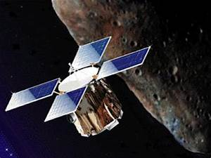 Near Shoemaker - Near Earth Asteroid Rendezvous