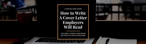 Do Employers Read Cover Letters by How To Write A Cover Letter Employers Will Read A Step By