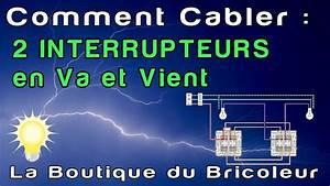 Cabler Un Va Et Vient : de a z comment c bler brancher un montage interrupteur en va et vient gamme celiane youtube ~ Voncanada.com Idées de Décoration