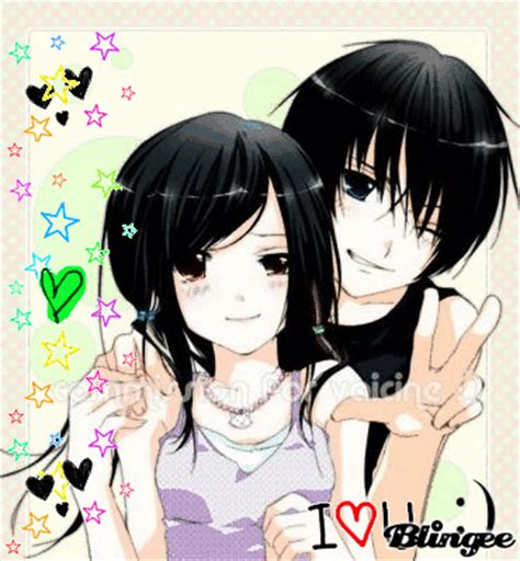 happy anime couple picture 115988091 blingee com