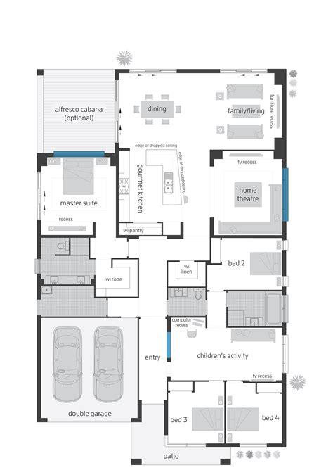 floor plan monaco floorplans mcdonald jones homes