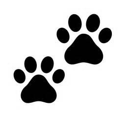 Cat Paw Print Clip Art Free