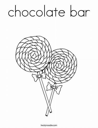 Chocolate Coloring Bar Built California Usa