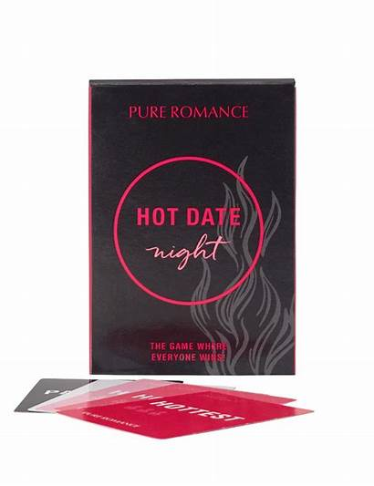 Date Night Romance Pure Cards Card Foreplay