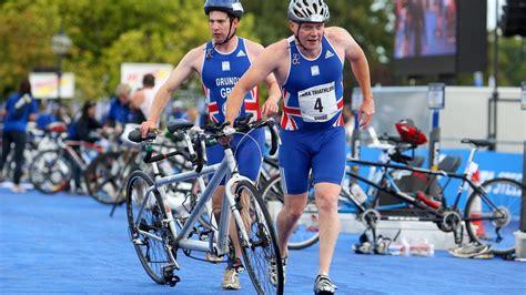 triathlon bei paralympics regeln und startklassen