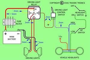 Image Result For 12 Volt Wiring Diagrams For Spotlights