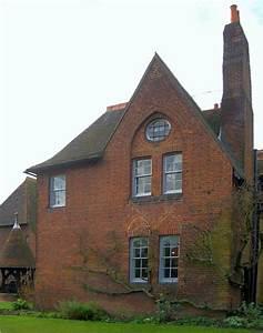 William Morris's Red House by Philip Speakman Webb