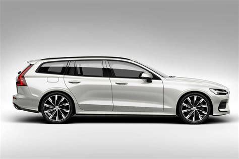 new 2019 volvo v60 new 2019 volvo v60 mid size premium estate revealed autobics
