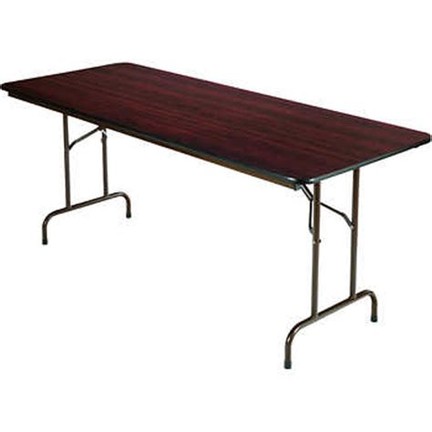 "Alera Folding Table 72"" X 29"" Walnut Finish. Patio Table With Umbrella. Periodic Table Poster. Wayfair Secretary Desk. White Coffee Table With Drawers. Lifetime 6 Folding Table. Desk White. Mid Century Metal Desk. In Wall Desk"