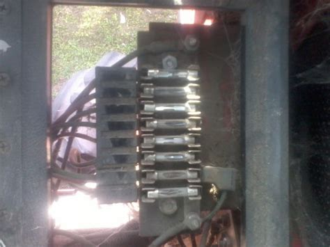 International Tractor Fuse Box by 1420 Fuse Panel 2013 09 23 Tractor Shed