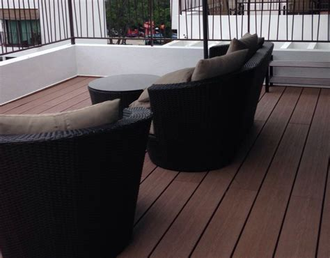 The Top 5 Outdoor Decking Options in Singapore