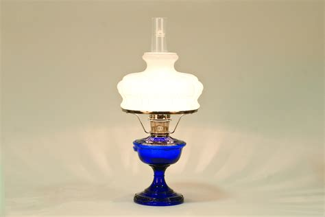 Vb2312n-401 Aladdin Alexandria Cobalt Nickel Hdwr Lamp