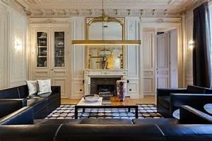 Modern, Luxury, Apartment, Interior, Design, By, Mathieu, Fiol