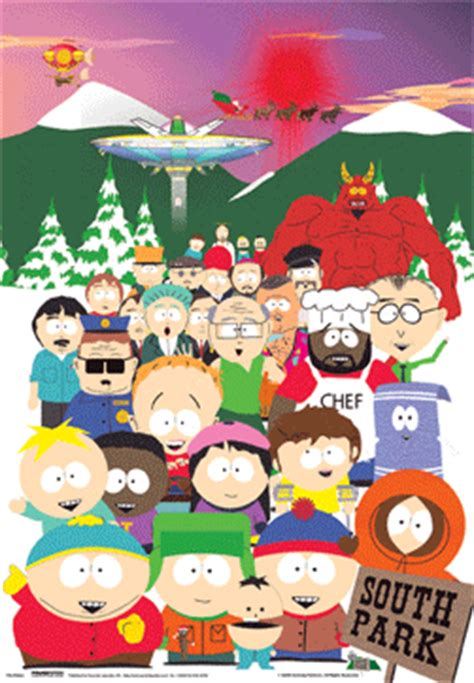 south park   poster  print europosters