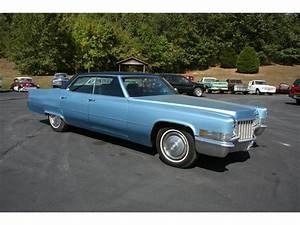 1970 Cadillac DeVille For Sale On