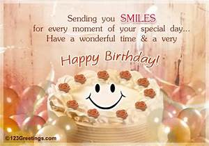 Animation Birthday Wishes For Best Friend Greetings ...