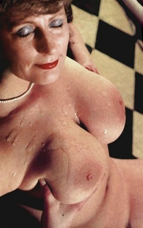 Busty Mature Got Her Tits Covered In Cum Moyra Melons