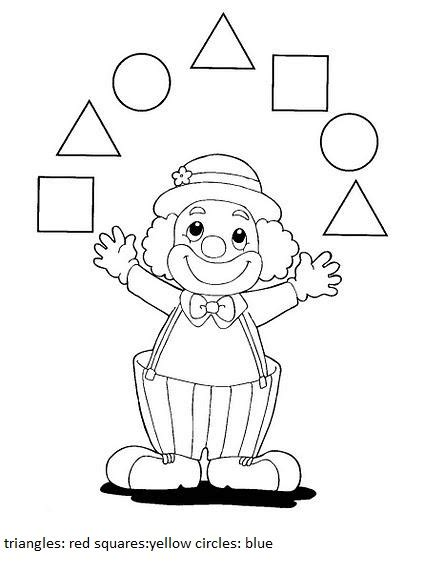 shape worksheets for preschool crafts and worksheets for preschool toddler and kindergarten