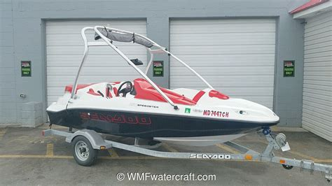 Yamaha Jet Boat Wake Shaper by Deal Of The Day 11 Sea Doo 150 Speedster 215hp Wake