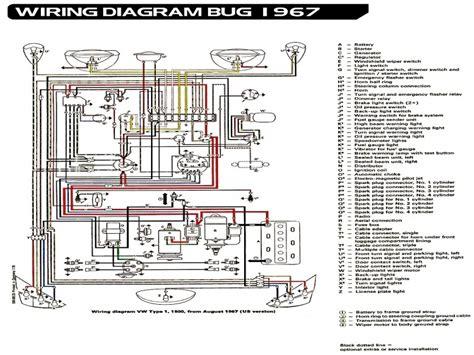 1967 Vw Beetle Wiring Diagram by 1967 Vw Beetle Fuse Box Wiring Diagram Wiring Forums