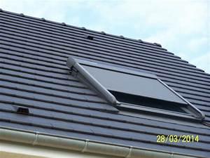 Pose Volet Roulant Velux : aide sur la pose d 39 un volet roulant solaire de velux ~ Dailycaller-alerts.com Idées de Décoration