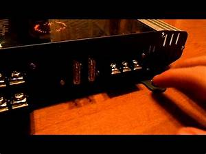 New Amp  Vr3 400 Watt 4 Channel
