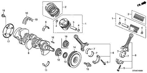 Genuine Acura Washer Thrust