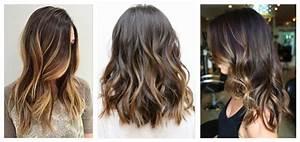 Ombré Hair Blond Foncé : ombr hair chatain cendr ~ Nature-et-papiers.com Idées de Décoration