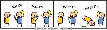 Happiness Cyanide Explosm Bop Comics Funny 2699