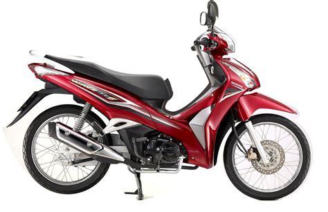 Honda Wave 125i 2013 Thailand