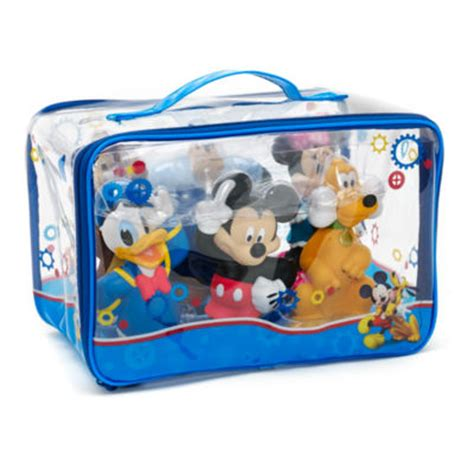 mickey mouse bathroom set uk mickey mouse and friends bath toys