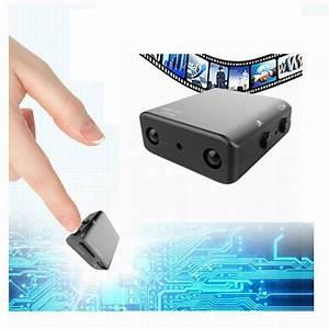 Mini Hidden Spy Camera 1080p Full Hd Infrared Ir