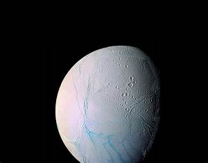 Alien life possible on small Saturn moon, maybe on a ...