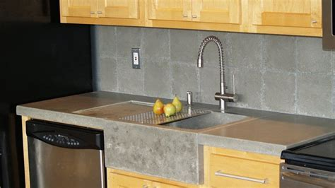 How Much Do Concrete Countertops Cost?   Angie's List