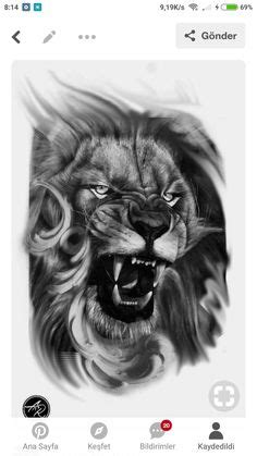lion forearm tattoos  men manly ink ideas tattoo