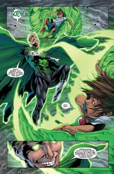 phantom hero super act lantern lanterns comicnewbies