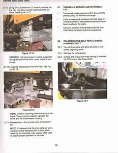 Lt1042  Model 13bx11cg712  Transmission Stopped Working  I