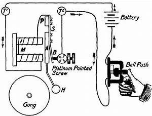 electric doorbell schematic electric get free image With electric doorbell wiring
